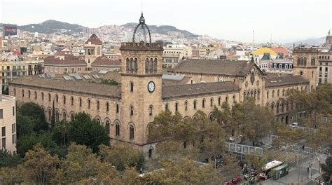 Universitat De Barcelona Mba by Universitat De Barcelona Photographs Ub Faculties