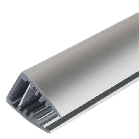 glas beleuchtung led schiene 34 9 m led alu profil aluprofil schiene aluminium f 252 r