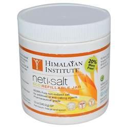 himalayan institute neti salt allergy relief