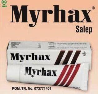 Salep Myrhax grosirobatcina salep myrhax 皮肤软膏