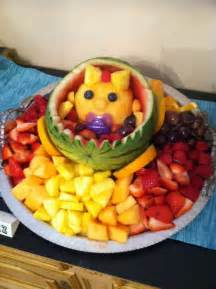 baby shower fruit salad diy creativity