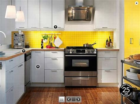 yellow kitchen colors how to decorate the kitchen using yellow accents