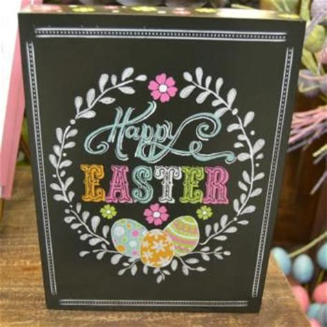easter chalkboards creative inspiration for