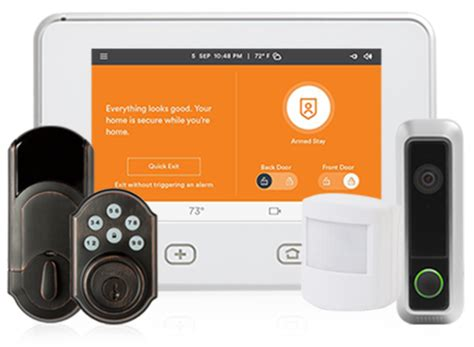 vivint home alarm avie home