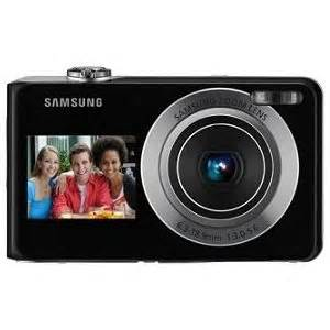 samsung tl205 dual view 12.2mp digital camera | gosale