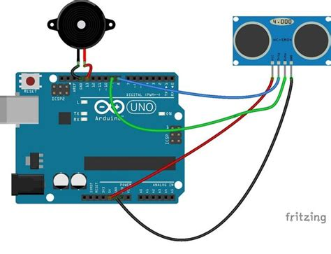 arduino code for ultrasonic sensor ultrasonic sensor hc sr04 with arduino