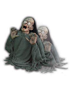 zombie girl swing animated prop zombie girl swing animated prop spirit halloween