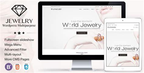 wordpress themes jewelry store jewelry responsive wordpress theme by tvlgiao themeforest