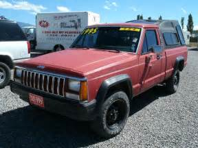 1987 jeep comanche 4x4 sold you sell auto