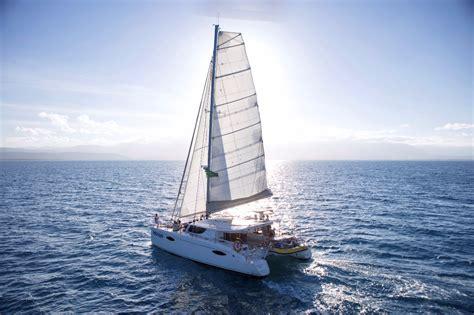 charter boat port douglas port douglas private charter boat sunset or afternoon