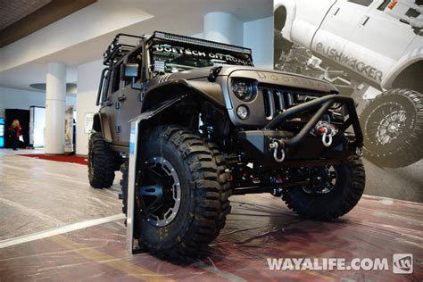 jeep wrangler zombie apocalypse edition 2013 sema project doomsday jeep jk wrangler 4 door