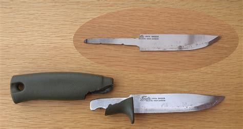 mora knife tang mora tang