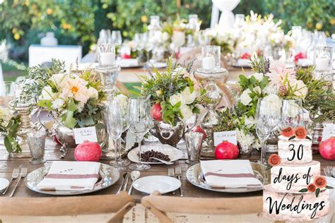 unique wedding reception ideas on personalizing your wedding instyle