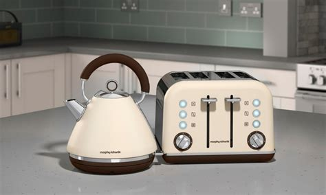 kettle and four slice toaster groupon goods