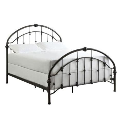 round queen bed homesullivan miranda metal round top queen size bed