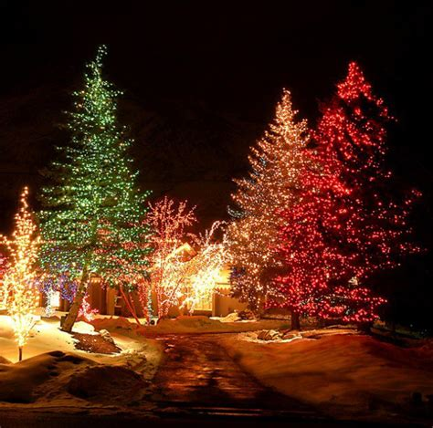 outdoor christmas lights safety tips design ideas from