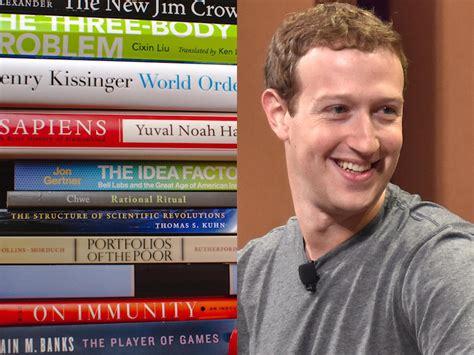 biography mark zuckerberg book 23 books mark zuckerberg thinks everyone should read