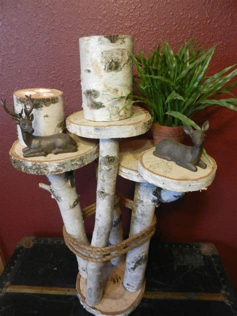 Birch Log Decor by 358 Best Images About Crafts Things To Make Out Of Tree