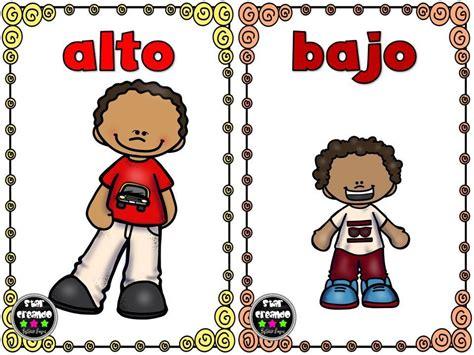 imagenes educativas opuestos tarjetas ant 243 nimos 5 imagenes educativas