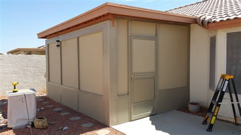 Sunscreen Fabric For Patios by Screen Rooms Screen Enclosures Arizona Enclosures And