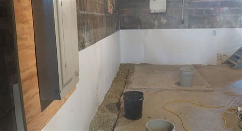 interior vs exterior basement waterproofing which is