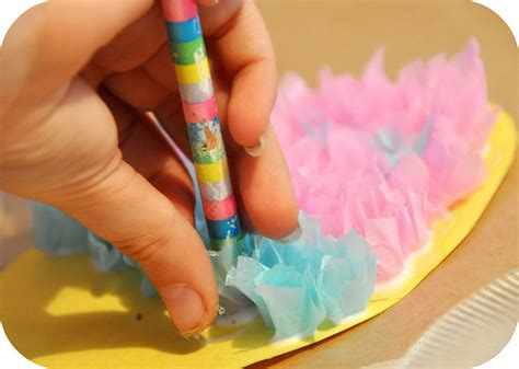 Paper And Glue Crafts - tissue paper crafts for adults paper crafts ideas for