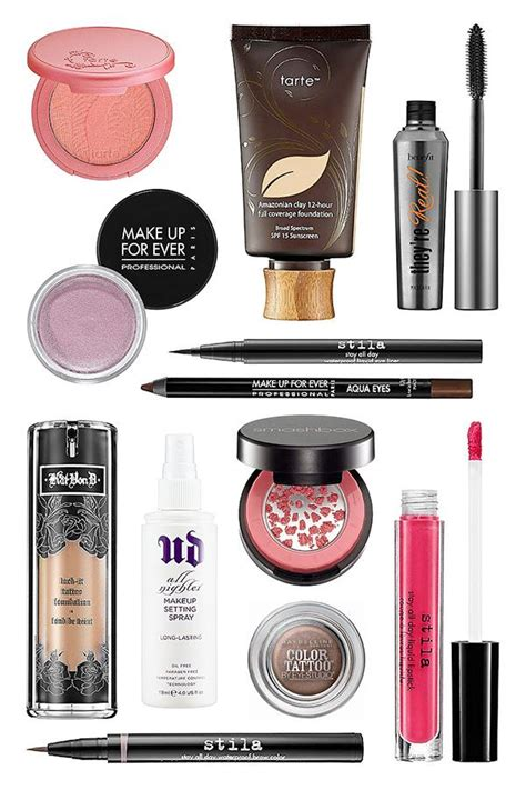 diy waterproof makeup setting spray waterproof makeup for april showers more
