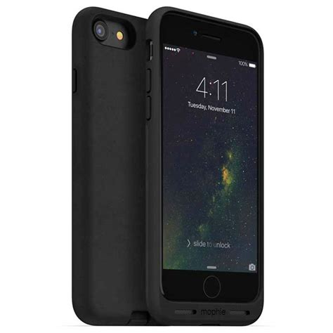 iphone   mophie charge force wireless charging case