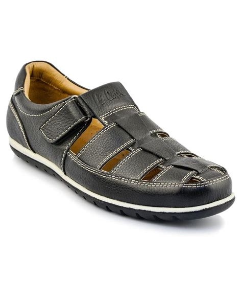 Ethnic Home Decor Online Shopping India by Lee Cooper Black Casual Shoes Best Deals With Price