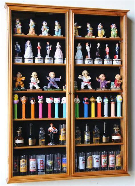 liquor bottle display cabinet shotglass collector glass mini liquor