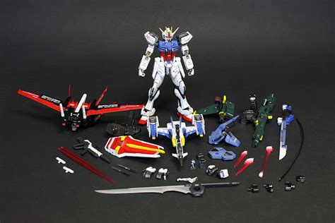 Bandai Rg 1 144 Skygrasper gundam rg 1 144 aile strike gundam skygrasper accessories set painted build 30 images