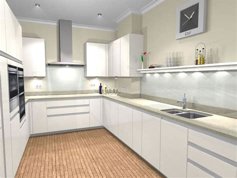17 Best Images About Kitchen Ideas On Pinterest Cabinets Closed Kitchen Design