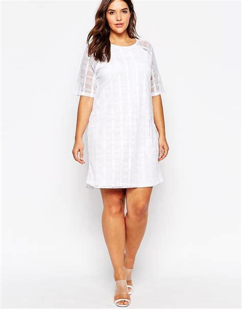Ftnol White Lowback Dress All Size 16 day after wedding dresses weddingsonline