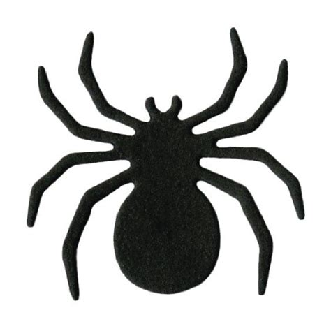 lifestyle crafts halloween die cutting template spider