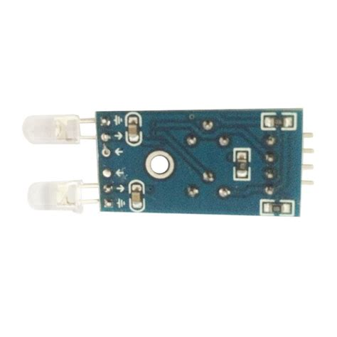 light detecting diode light detection 4 pin 2 channel photo diode sensor module blue free shipping dealextreme