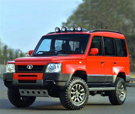 Tata Jeep Price In India 17 Best Images About Tata Automotive On 4x4