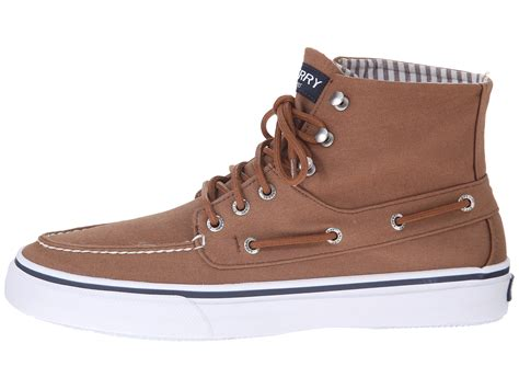 sperry boots for sperry top sider bahama boot in brown for lyst