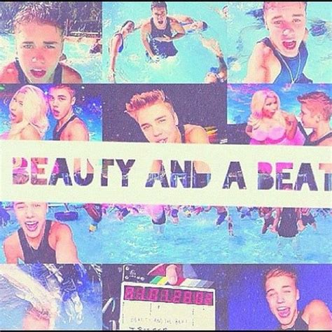 justin bieber beauty and a beat klaviernoten beauty and a beat justin bieber image 615321 on favim com