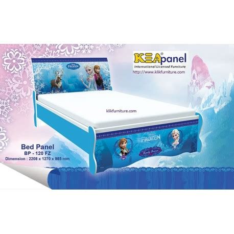 Sofa Anak Frozen ranjang anak frozen bp 120 fz kea panel