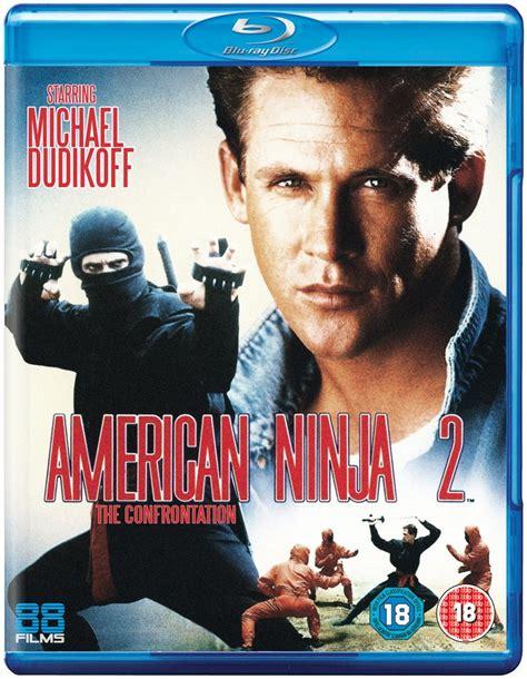 film ninja american american ninja 2 the confrontation blu ray 88 films