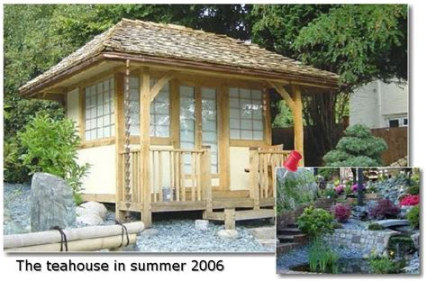 japanese tea house design build a japanese tea house home