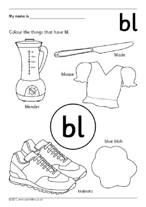 L Blends Coloring Pages by Ks1 Alphabet Worksheets Ks1 Phonics Worksheets Alphabet