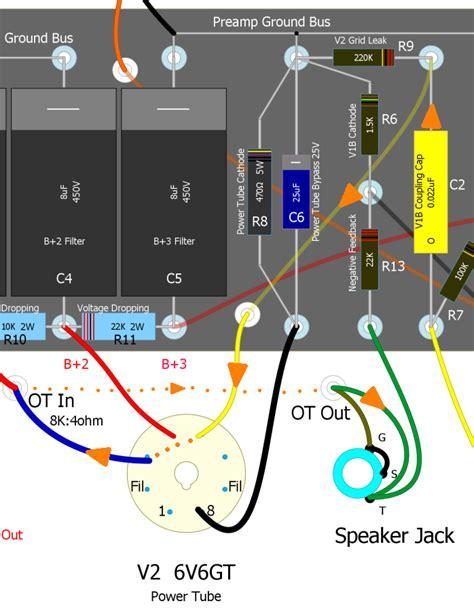 output transformer wire colors efcaviation