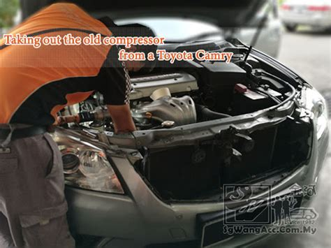 Compressor Aircond Vios