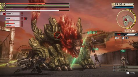 Kaset Ps4 God Eater 2 Rage Burst new screenshots for god eater 2 rage burst on ps4 revealed