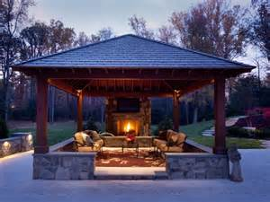 Backyard Fire Pit Designs Fireplaces Amp Fire Pits Land Art Design