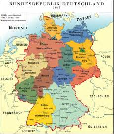 europe germany map maps of germany map library maps of the world