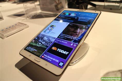 Tablet Galaxy S on samsung galaxy tab s