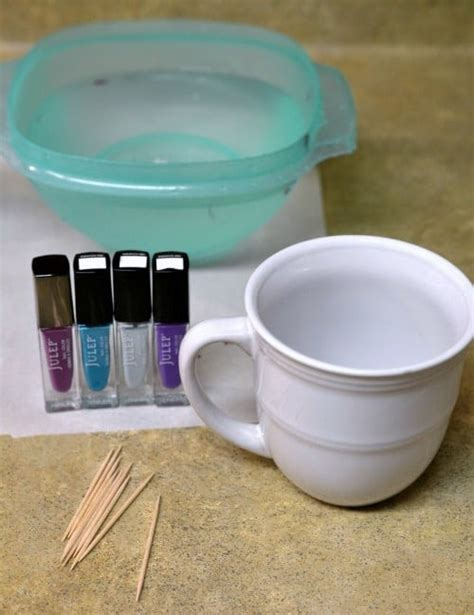 Diy Nail Supplies