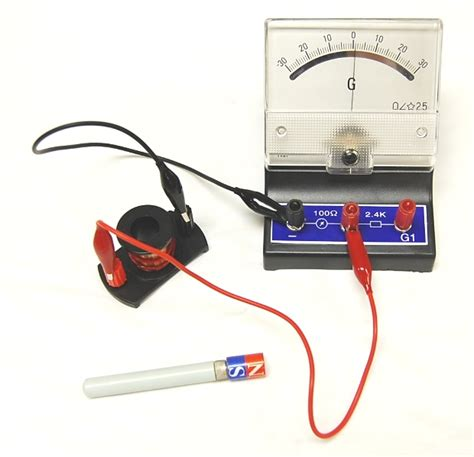 electromagnetic induction faraday faraday s magnetic field induction experiment set